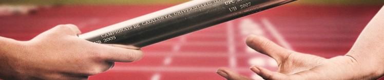 Relleu dels Campionats de Catalunya Universitaris