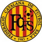Logo Federació Catalana de Futbol Sala