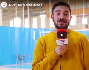 Crònica Voleibol Masculí