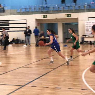 Bàsquet Femení CCU19 Final